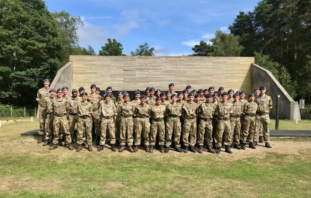 L98 Initial Weapons Training Course Photo